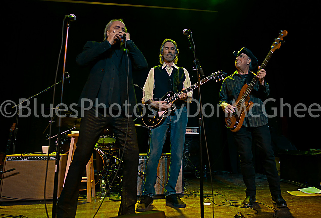 James Montgomery, Jimmy McCarty, Marvin Conrad