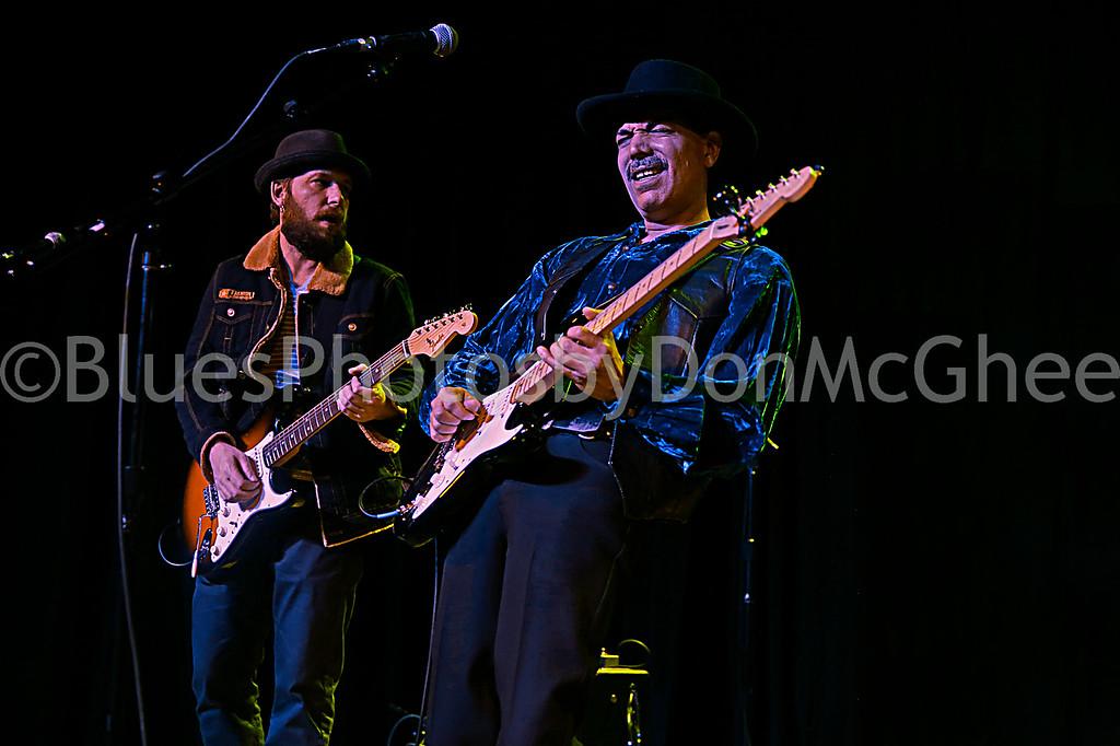 Jimmy Alter, Rusty Reid - RJ Spangler's Soul Blues Review