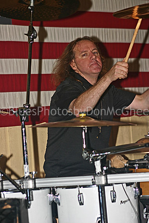 Bean Blossom 2004 drummer