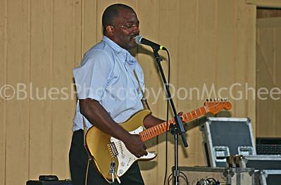 Bean Blossom 2004 guitar player