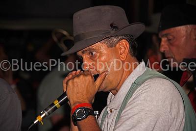 Bean Blossom Blues Festival Jam Session 2012