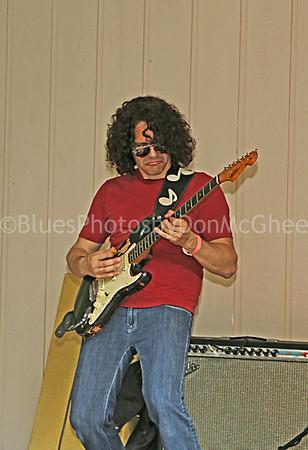 Benito Dibartoli Carson Diersing band