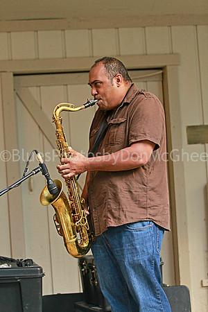 Rob Dixon Carson Diersing band