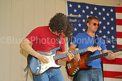Benito Dibartoli, Wade Baker Carson Diersing band