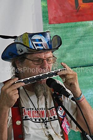 Harmonica Bruce Spratling