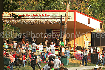 Bean Blossom stage - 2005