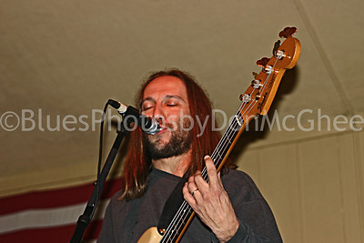 bass player with Derek Trucks band