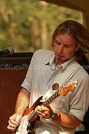 Bean Blossom 2005 guitar player (with Jason Ricci's band)