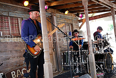 Dustin Douglas and the Electric Gentlemen