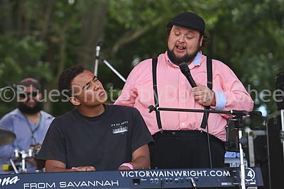 Michael Czubaj, Victor Wainwright