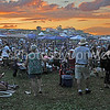 Early evening at Briggs Farm Blues Fest