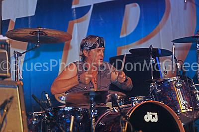 drummer - Eric Sardinas band