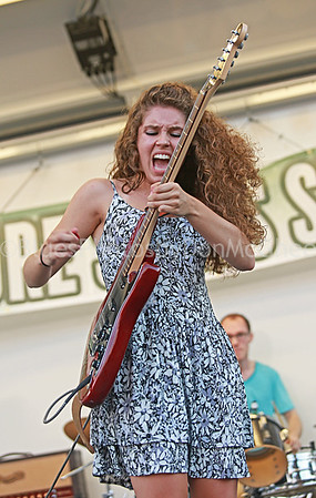 Sadie Johnson Sad Sam Blues Jam band