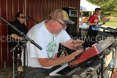 Mark Jilbert, Kirk Birkel Dick Nixon band
