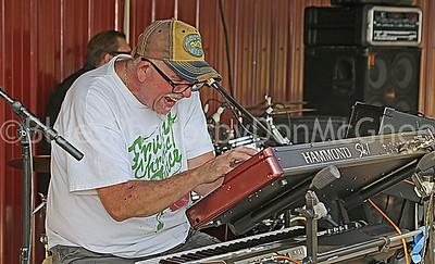 Kirk Barkel Dick Nixon band