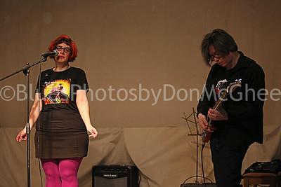 Sara Grosky & Dan Clark - Witchpucker