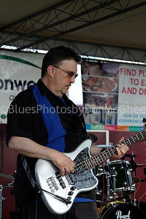 Tracy Garneau Front Street Blues Band