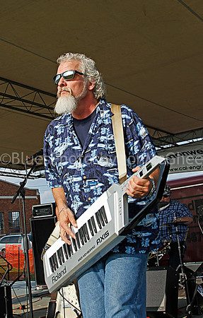 Rick Warner Front Street Blues Band