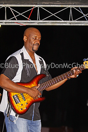 Johnny B Gayden w Larry McCray Band