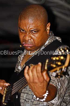 Carlton Armstrong Ronnie Baker Brooks Band