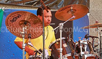 Timson Taliaferro JR Clark Band