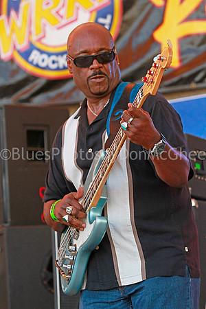 Johnny B Gayden w/JR Clark Band