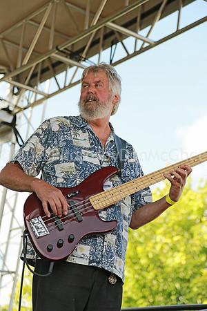 Jack Beertema Blues Time band
