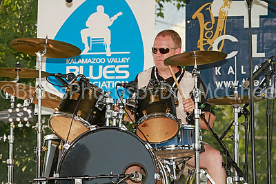 Tim Williams Blues Time band
