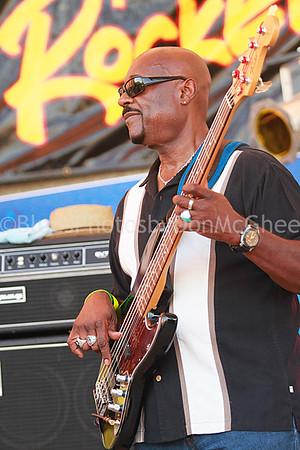 Johnny B. Gayden w/JR Clark Band