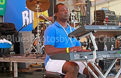 Willie Styles JR Clark Band