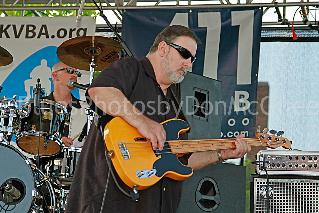 "Jimi Tulk, Terry ""Hoot"" Gibson<br /> Bosco Gee band"