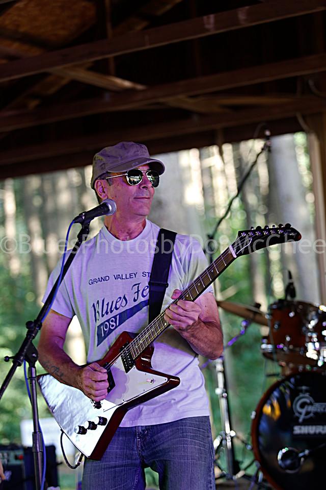 Steve Cox - Detroit Hammers