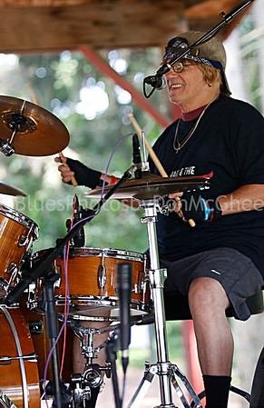 Tim Cosher - Al Savage and the Everyday People Band