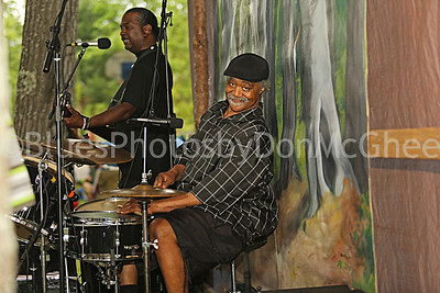 Glemie Beasley Jr, Butch Glemie Beasley and his Downhome Blues Band