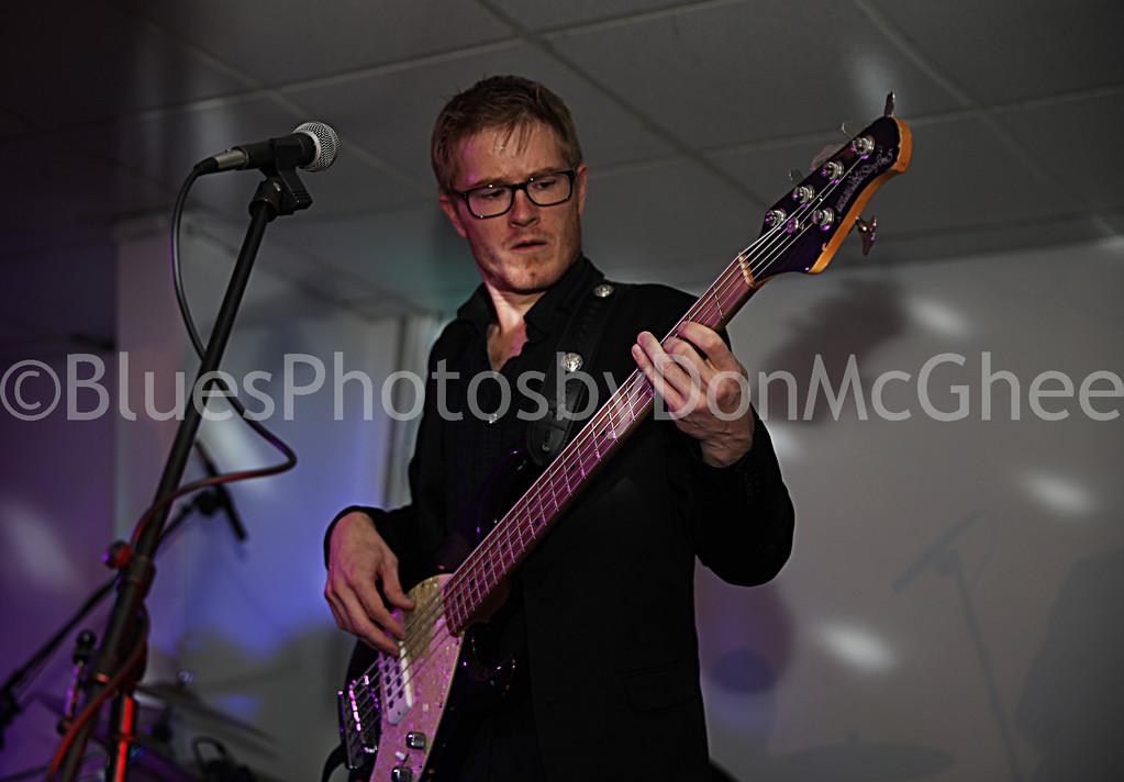 Chris Wiley Smith - Matt Besey Band
