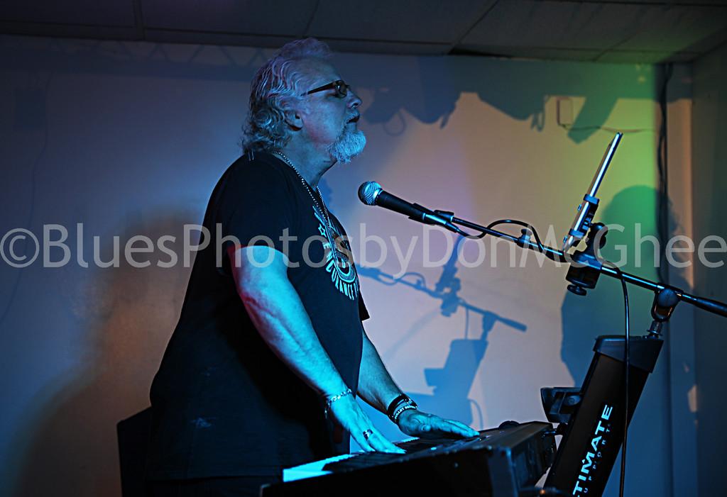 Rick Warner -  Bubba Wilson and the Powerhouse