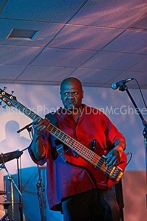 Kerry Clark -  - Larry McCray band