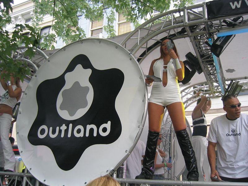 Outland club Rotterdam