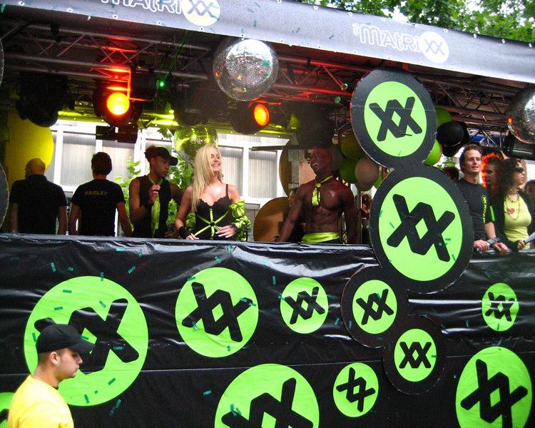 Matrixx truck