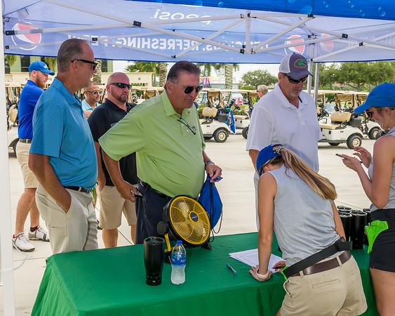 Cheer Golf Benefit 09/28/2019