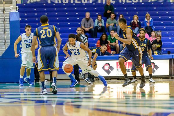 FGCU v Toledo 11/22/2012