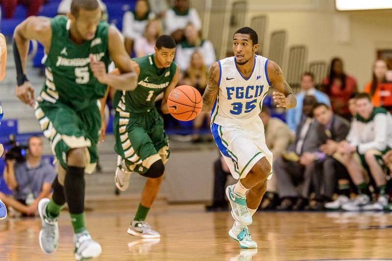 FGCU v Jacksonville 01/05/2013