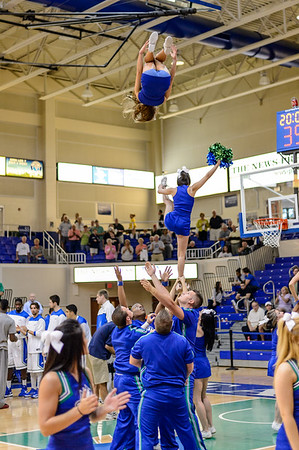 FGCU vs. North Kentucky Basketball 1/19/2013