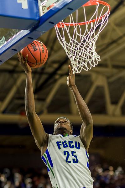 FGCU v Jacksonville ASUN Qtr Final 03/03/2015