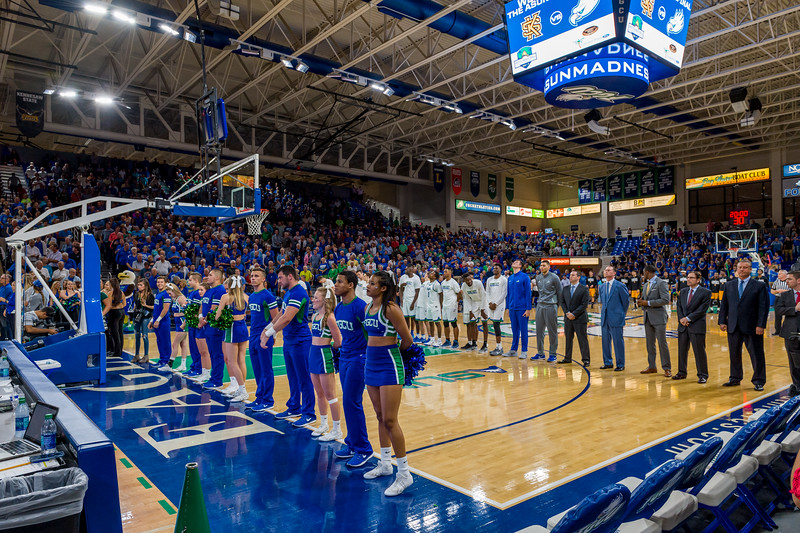 FGCU over KSU ASun Semi-Final 03/02/17