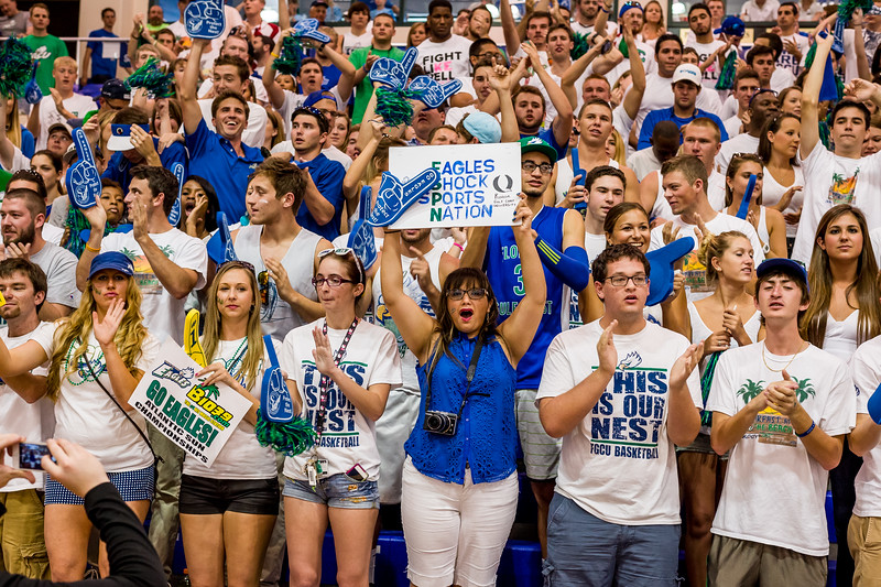 FGCU v Mercer ASun Final 03/09/2014