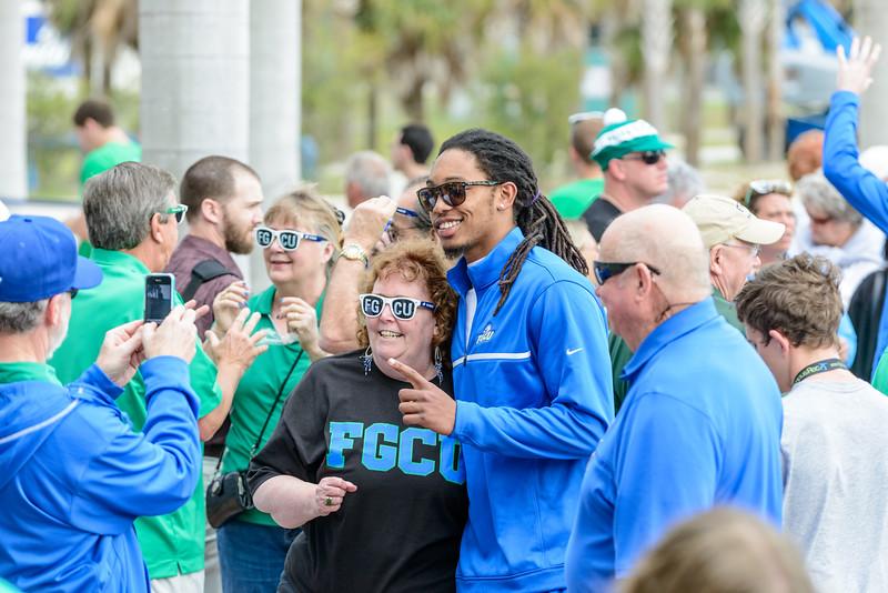 NCAA FGCU Selection Party 2013