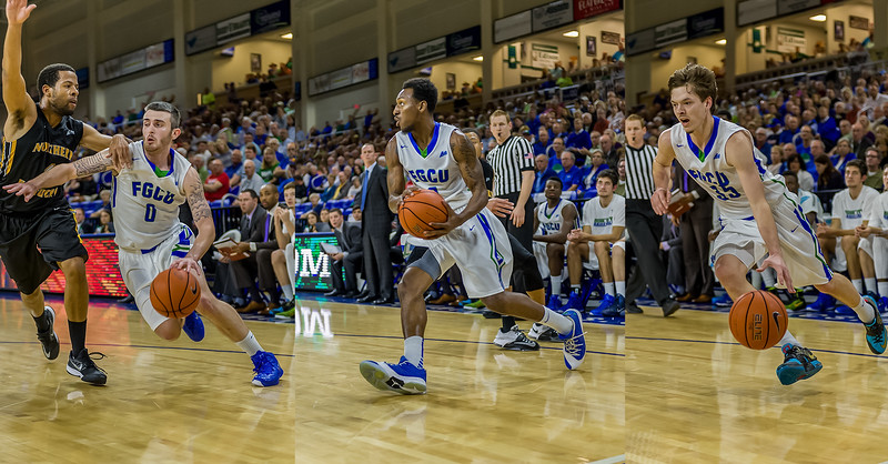 FGCU v. Northern Kentucky 01/31/2015