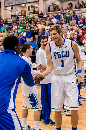 FGCU v N. Kentucky 12/30/2013