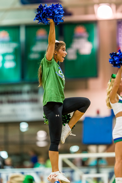 FGCU vs North Florida 02/08/2014
